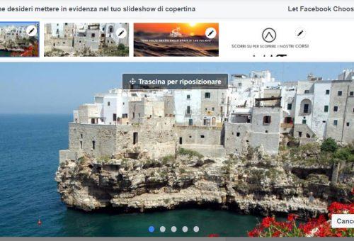 Slideshow di Facebook Italy SWAG agenzia web, grafica e social a Bari