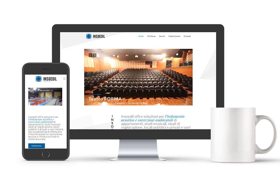 insoedil Italy SWAG agenzia web, grafica e social a Bari