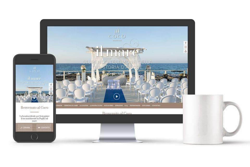 il Coco Italy SWAG agenzia web, grafica e social a Bari