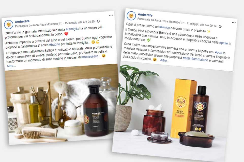 Amberlife - Italy Swag  agenzia web, grafica e social a Bari