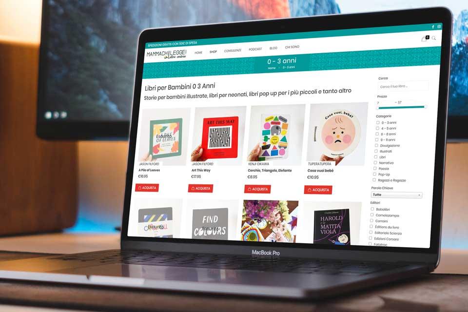 Mammachilegge - Italy Swag  agenzia web, grafica e social a Bari