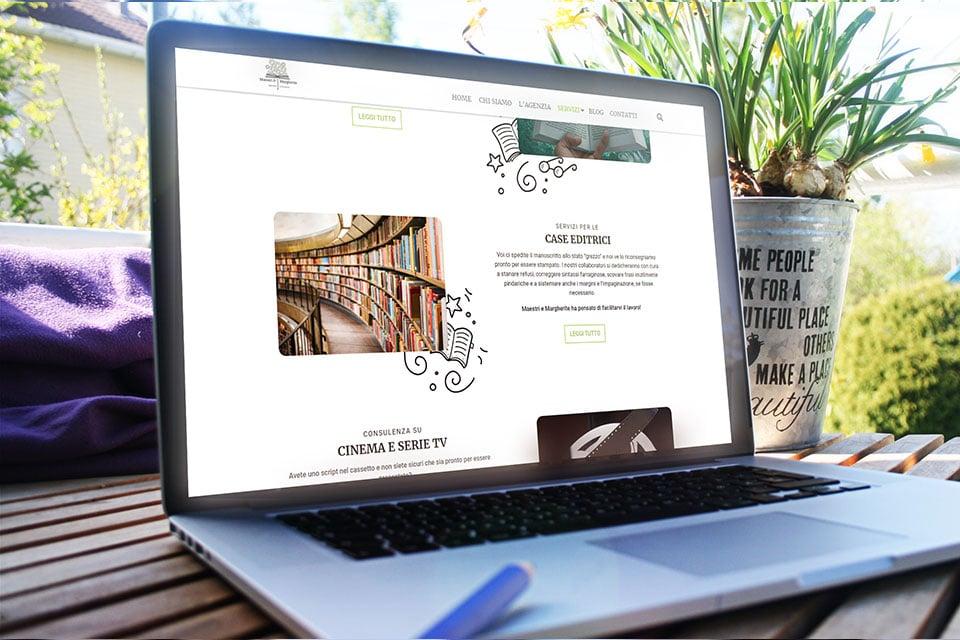 Maestri e Margherite - Italy Swag  agenzia web, grafica e social a Bari